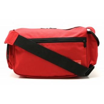 (バッグ)Manhattan Portage マンハッタン ポーテージ ショルダーバッグ ナイロン 赤 レッド 1465 RED(k)