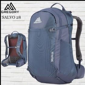 グレゴリー GREGORY サルボ28 スモークブルー  SALVO 28 SMOKE BLUE  テクニカルシリーズ