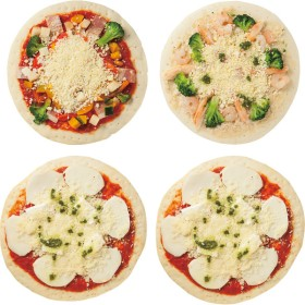 北海道自家製生地ピザセット