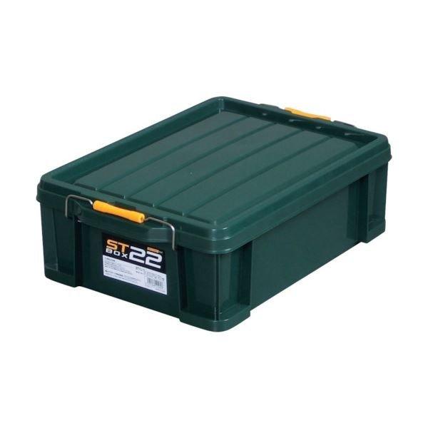 小型部品保管コンテナ (まとめ) TANOSEE (4個) 1パック 【×2セット】 OP-2 2L