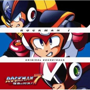 ロックマン7 宿命の対決! オリジナル・サウンドトラック(中古品)