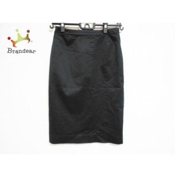 ランバンコレクション LANVIN COLLECTION スカート サイズ36 S レディース 美品 黒 新着 20190629