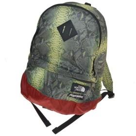 Supreme×The North Face 18SS Snake Lightweight Daypack グリーン (堀江店) 181211