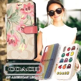 選べる12TYPE COACH スマホケース登場! 【COACH OUTLET】 コーチ iphone スマホケース 手帳型 特集 送料無料