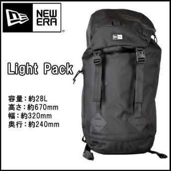 ニューエラ バッグ バックパック 一般用 NEW ERA Rucksack ラックサック ブラック 約28L
