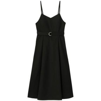 (GU)チノサロペットワンピースJN BLACK XL