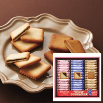 銀座コロンバン東京 チョコサンドクッキー(39枚)