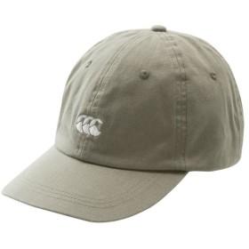カンタベリー スタンダードウォッシュドキャップ AC09231 45(メロン) canterbury STANDARD WASHED CAP