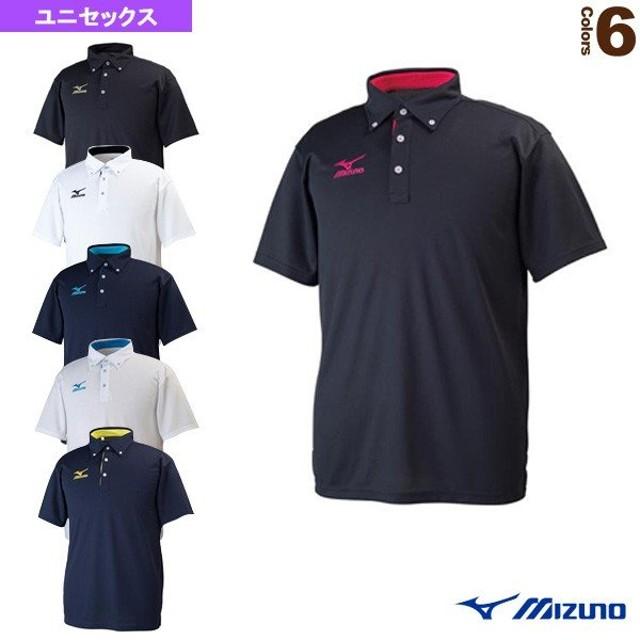 c0603923261321 ミズノ オールスポーツウェア(メンズ/ユニ) ポロシャツ(ボタンダウン)/ユニ