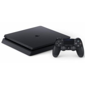 【中古本体】PlayStation 4 ジェット・ブラック 1TB (CUH-2200BB01)【中古】[☆2][12207-4948872414654-254976]