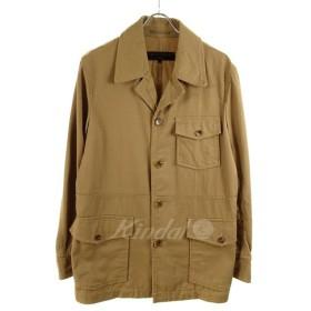 【4月25日値下】COMME des GARCONS HOMME ワークジャケット AD2002 ライトブラウン サイズ:S (和歌山店)