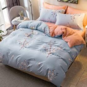 布団カバー シーツ 枕カバー 3点セット 洋式 ビスコース ダブル 寝具 涼感 枕カバー 滑らか 母の日 プレゼント