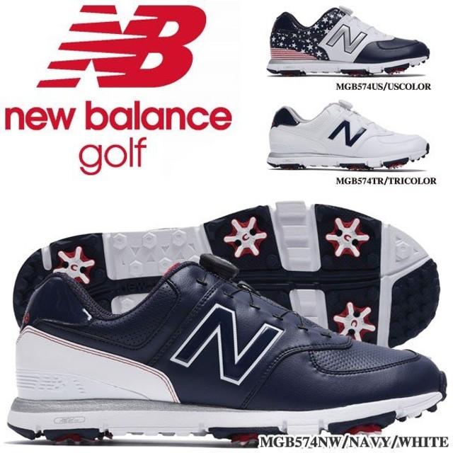 60f70226c726a ニューバランス メンズ ゴルフシューズ MGB574 ソフトスパイク 通販 LINE ...