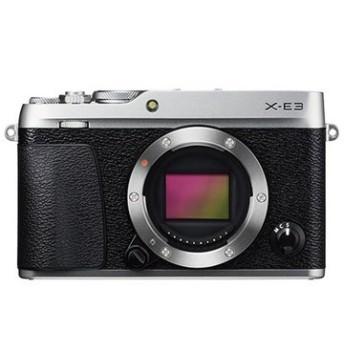 X-E3 ボディ シルバー 富士フィルム ミラーレス一眼カメラ