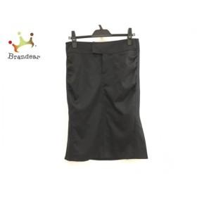 ナラカミーチェ NARACAMICIE スカート サイズ2 M レディース 美品 黒   スペシャル特価 20191008
