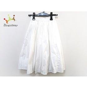 チェスティ Chesty スカート サイズ0 XS レディース 美品 白   スペシャル特価 20191004