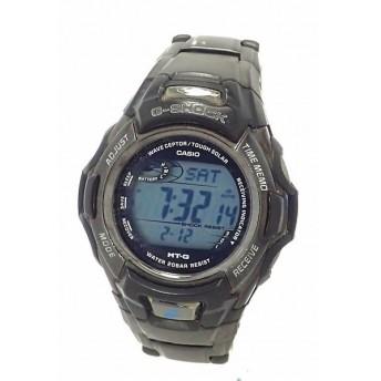 (ウォッチ)CASIO カシオ G-SHOCK ブラックフォース ソーラー 電波時計 メンズ 腕時計 MTG-910DJ-2JF(k)
