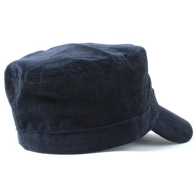 b0025c60ce073 キャップ ネイビー 帽子 Mサイズ 57-59cm フリーサイズ ポリエステル おしゃれ 日よけ 秋冬 春物