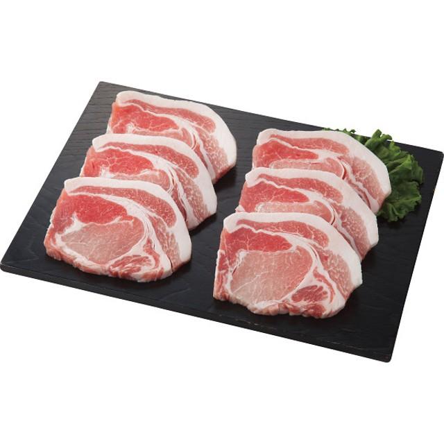 国産養老山麓豚 ロースステーキ(6枚)