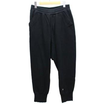 【12月2日値下】NILOS ジョガー パンツ 17AW スウェット ブラック サイズ:1 (高槻店)