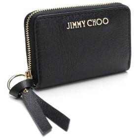 ジミーチュウ JIMMY CHOO REID レイド コインケース 小銭入れ GRZ BLACK ブラック