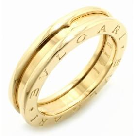 (ジュエリー)BVLGARI ブルガリ B.zero1 B-zero1 ビーゼロワン 1バンドリング 指輪 16号 #56 K18YG 750YG イエローゴールド XS AN852260(k)