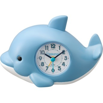 起きてイルカ 目覚まし時計
