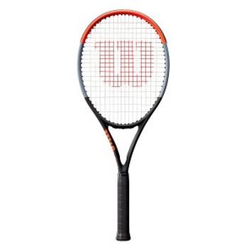 【送料無料】 ウィルソン 【フレームのみ】テニス フレームラケット CLASH 100L WR008711S BLK X RED