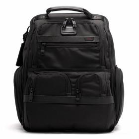 トゥミ リュックサック/バックパック バッグ メンズ アルファ2 コンパクト ラップトップ ブリーフ パック ブラック 26173 D2