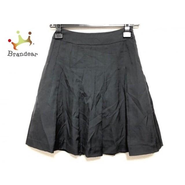 ニジュウサンク 23区 スカート サイズ32 XS レディース 黒   スペシャル特価 20191010
