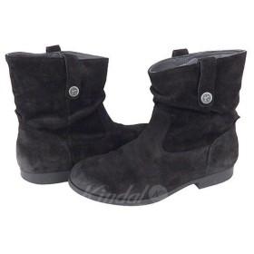 BIRKENSTOCK SARNIA サーニア スウェードブーツ ブラック サイズ:36E (奈良三条通り店) 190418