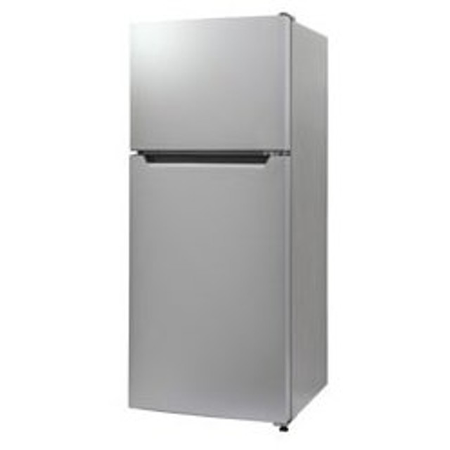 S-cubism/エスキュービズム  RM-118L02-SL(シルバー) 2ドア冷凍/冷蔵庫 118L