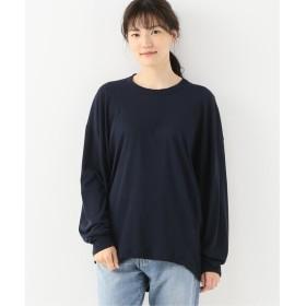 journal standard luxe 【SEVEN ROOMS / セヴンルームス】 L/S T-Shirt ネイビー 2