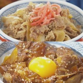 吉野家の牛丼6食・牛焼肉丼4食セット