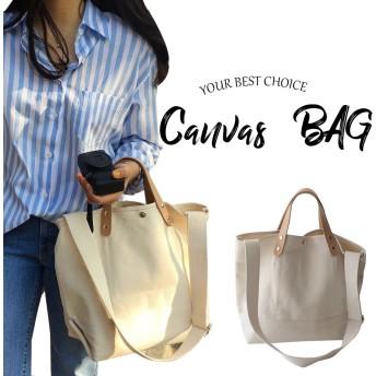 <即納:4-6日> 韓国ファッション レディース バッグ キャンバスバッグ ショルダーバッグ メッセンジャーバッグ トートバッグ