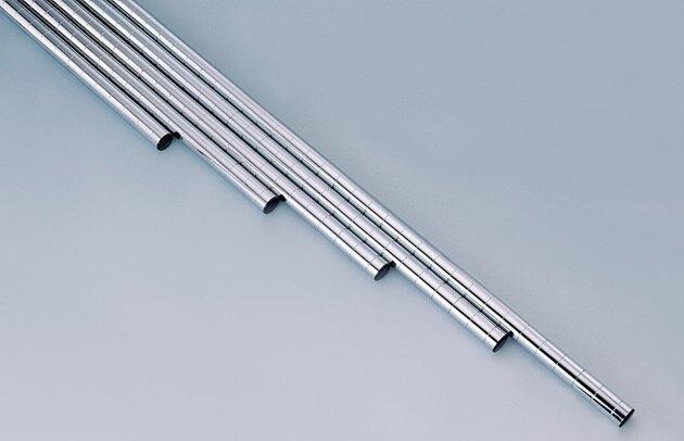 特級鍍鉻鐵管120公分-上下管(4支)