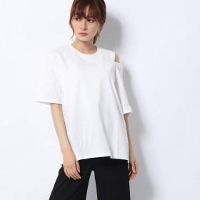 レトロガール RETRO GIRL カタアキBigTee (WHT2)