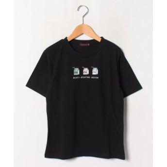 (Lovetoxic/ラブトキシック)3パッケージTシャツ/レディース ブラック