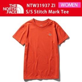 19SS ノースフェイス S/S STITCH MARK TEE ショートスリーブ スティッチ マーク ティー NTW31937 カラーZI THE NORTH FACE 正規品