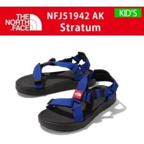 THE NORTH FACE ザ・ノースフェイス STRATUM サンダル キッズ NFJ51942