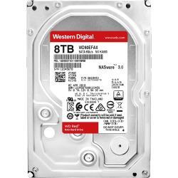 WD【紅標】8TB 3.5吋 NAS硬碟(WD80EFAX)