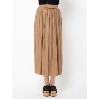 ロングスカート - CECIL McBEE カットプリーツスカート
