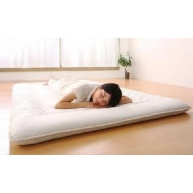 テイジン V-Lap使用 日本製 体圧分散で腰にやさしい 朝の目覚めを考えた超軽量・高弾力敷布団 敷き布団 (寝具幅サイズ シングル)(メイン