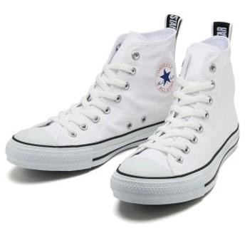 【CONVERSE】 コンバース ALL STAR LOGOTAPE HI オールスター ロゴテープ ハイ 32962020 WHITE 9H(28cm)