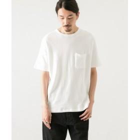 WORK NOT WORK(ワークノットワーク) トップス Tシャツ・カットソー 接結ポケットTシャツ