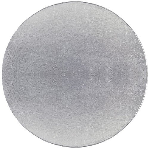 《Wilton》蛋糕厚底盤2入(銀25.4cm)