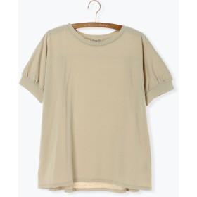 【6,000円(税込)以上のお買物で全国送料無料。】ビッグシルエットTシャツ