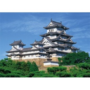 2014スモールピース 特選 四季の詩 姫路城 -白鷺の城- (45cmx62cm)