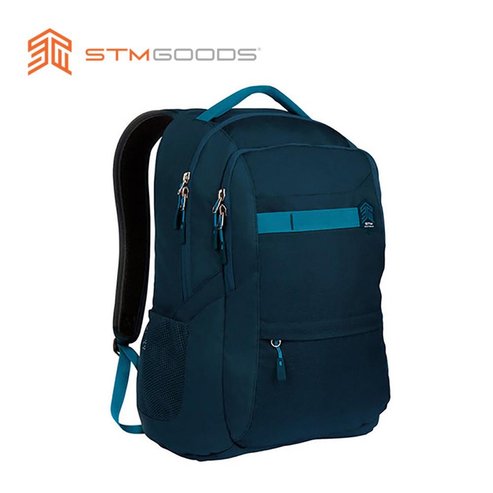 澳洲【STM】Trilogy Backpack 15吋 超輕量筆電後背包 (深海藍)