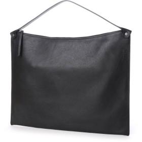 エコー ECCO ECCO Sculptured Shoulder Bag (BLACK)